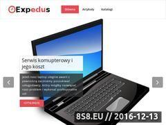 Miniaturka domeny expedus.com.pl