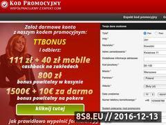 Miniaturka domeny expekt-kod-promocyjny.pl