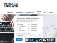 Miniaturka domeny expert-nieruchomosci.com