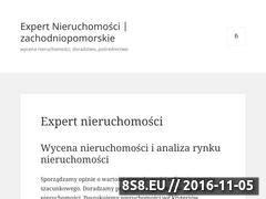 Miniaturka domeny www.expertnieruchomosci.com