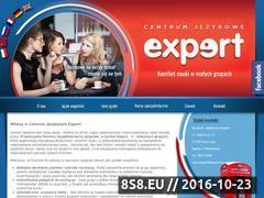 Miniaturka domeny www.expertns.edu.pl