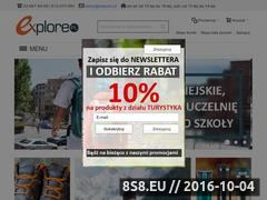 Miniaturka domeny explore.pl