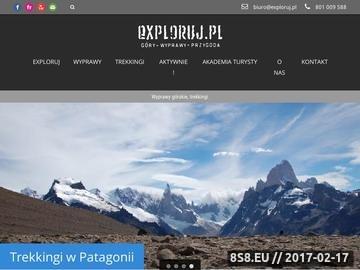 Zrzut strony Trekking himalaje