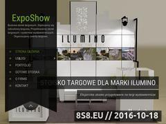 Miniaturka domeny www.exposhow.pl