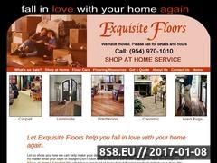Thumbnail of Flooring Service - Flooring Installation Website