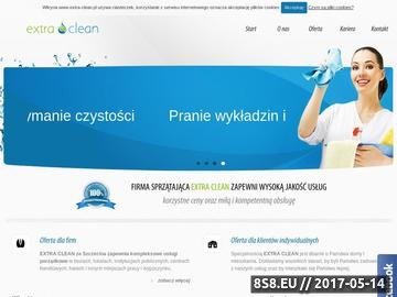 Zrzut strony Czyszczenie wykładzin Szczecin
