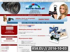 Miniaturka domeny www.extra-foto.pl