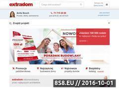 Miniaturka domeny extradom.pl