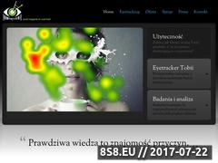 Miniaturka domeny www.eyetracker.com.pl