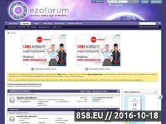 Miniaturka domeny www.ezoforum.pl
