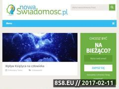 Miniaturka domeny www.ezoteria.pl
