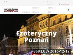 Miniaturka Ezoteryczny Poznań - Alternatywny Portal Poznania (ezoterycznypoznan.pl)
