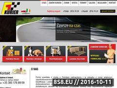 Miniaturka domeny www.f1kurier.pl