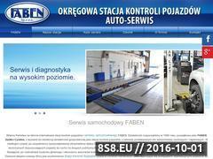 Miniaturka domeny www.faben.pl