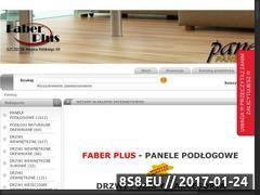 Miniaturka domeny faberplus.szczecin.pl