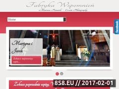 Profesional Wedding Photography - Warsaw Poland Website