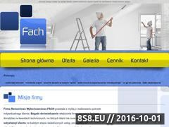 Miniaturka domeny fach-remonty.pl