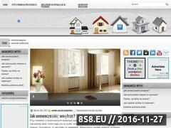 Miniaturka domeny www.fachowepisanie.pl