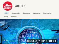 Miniaturka domeny www.factor.pl
