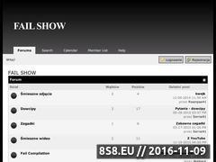 Miniaturka domeny failshow.pl