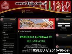 Miniaturka domeny faja.com.pl