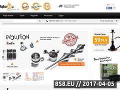 Miniaturka domeny www.fajka24.pl