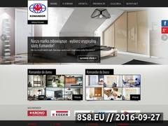 Miniaturka domeny fajneszafy.pl