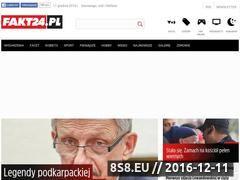 Miniaturka domeny www.fakt.pl