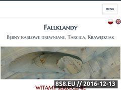 Miniaturka domeny www.fallklandy.com