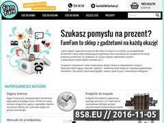 Miniaturka domeny famfam.pl