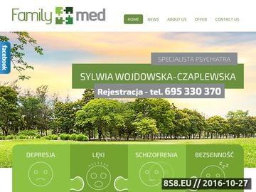 Zrzut strony Psychoterapeuta Bydgoszcz - psychoterapia Bydgoszcz
