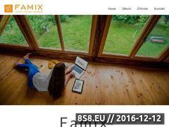 Miniaturka domeny famix.pl