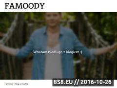 Miniaturka domeny famoody.com