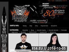 Miniaturka domeny fanatycymotocykli.pl
