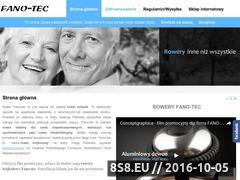 Miniaturka domeny fano-tec.pl