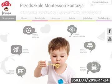 Zrzut strony Urodziny dla dzieci Kraków
