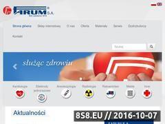 Miniaturka domeny www.farum.pl