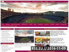 Miniaturka domeny www.fcbarcelona.wyjazdy.travel