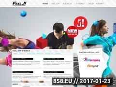 Miniaturka domeny www.feeljoy.pl