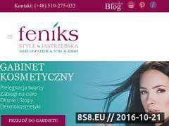 Miniaturka domeny www.feniksstyle.pl