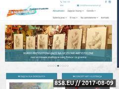 Miniaturka Kurs rysunku, malarstwa, rzeźby - Fenomenarium (www.fenomenarium.pl)