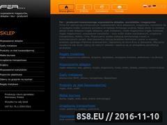 Miniaturka domeny www.fer.pl