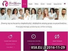 Miniaturka domeny fertimedica.pl