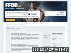 Miniaturka domeny ffbb.pl