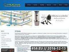 Miniaturka domeny fhu-mucha.pl