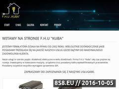 Miniaturka domeny www.fhukuba.pl