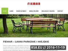 Miniaturka domeny fiemar.pl