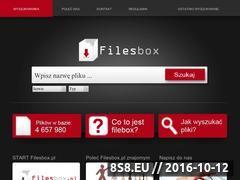 Miniaturka domeny filesbox.pl
