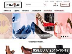 Miniaturka domeny www.filippo.pl
