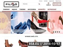 Miniaturka domeny filippo.pl